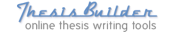Thesis Builder Logo